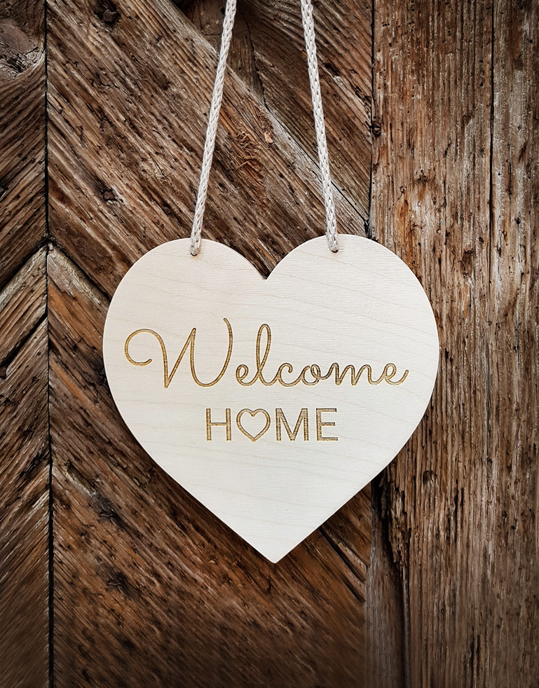 WELCOME HOME DARILA