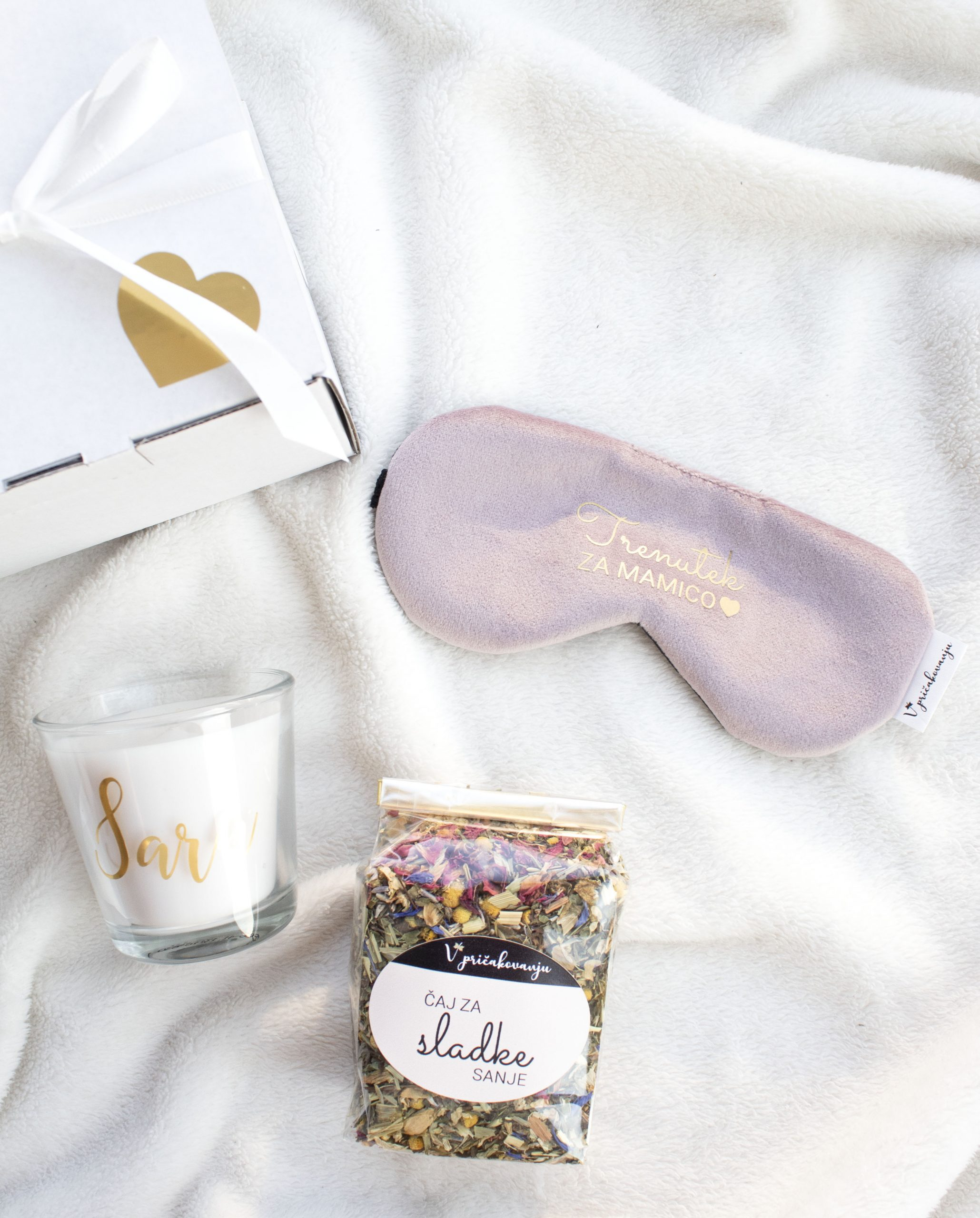 paket svečka (maska) 1